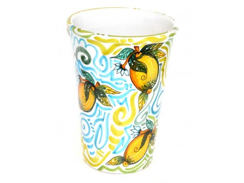 "Vase - Ice Bucket Lemon ""Special"" (last piece)"