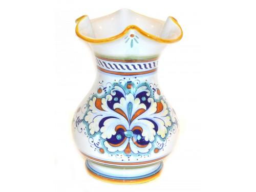Vaso per tavolo classico a fiore 25 cm
