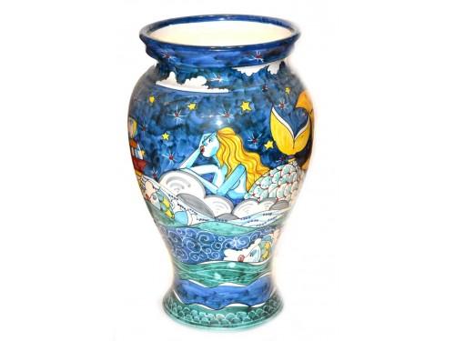 Vase Mermaid (20 inches) UNIQUE PIECE