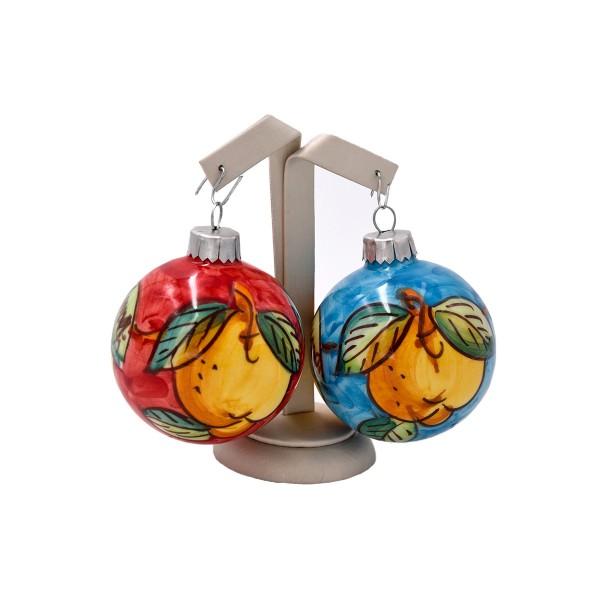 Christmas Ornament Lemon