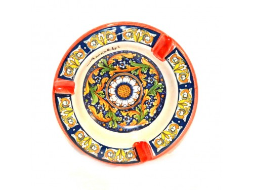 Ashtray 2nd style 10 cm / 3,93 inches