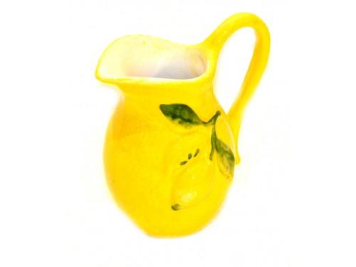 Lattiera limoni giallo 10 cm