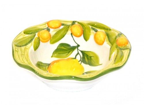 Condiment Bowl Lemon B 4,70 inches
