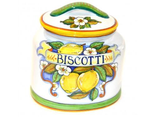 Cookie Jar Lemon 9,85 inches
