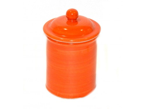 Canister orange 5,90 inches (last piece)