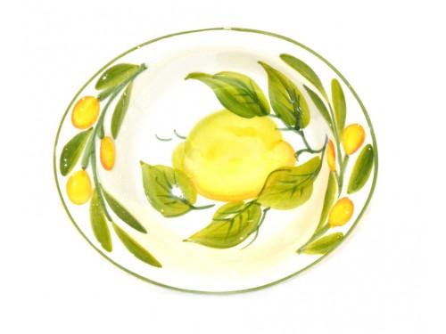 Condiment Bowl Lemon 2nd B 4,70 inches