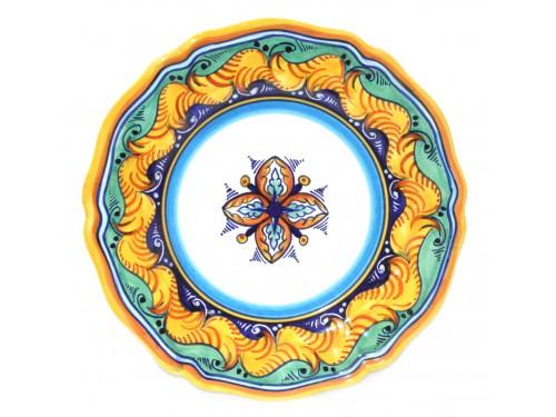 Wall Plate geometric 28 cm 2°