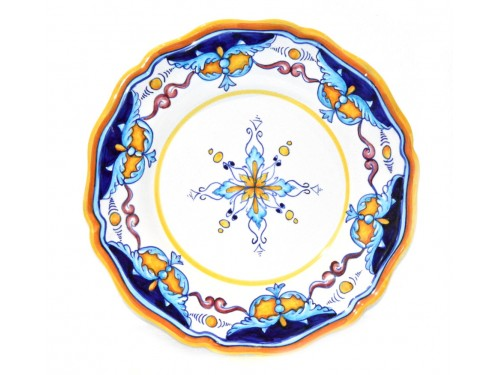 Wall Plate geometric 11inch 4th