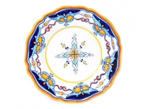 Wall Plate geometric 28 cm 4°