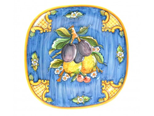 Squared Plate Fruits 14,95 inches jeans