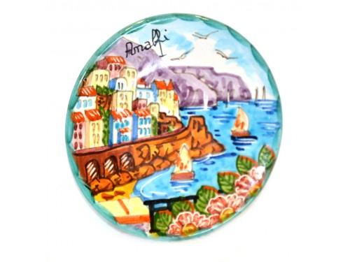 Piatto Rotondo Amalfi 12 cm