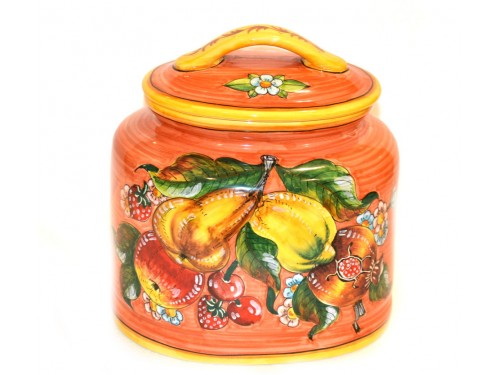 Cookie Jar Mix Fruits 9,85 inches