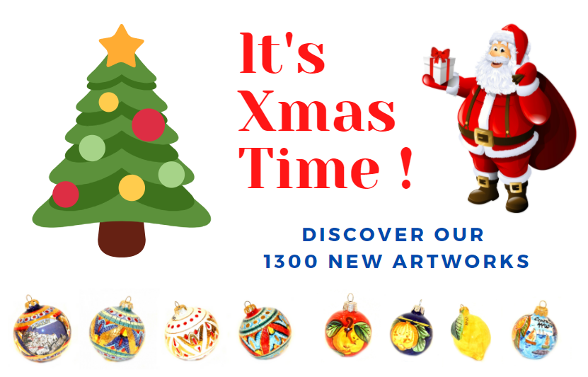 It's Xmas Time...1300 new artworks online!